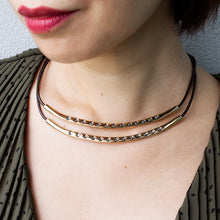 UNOde50 Balance Necklace - Gold