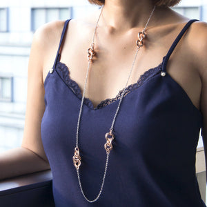 Multiplicity Long Necklace