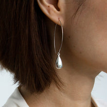 Dangling Teardrop Earrings