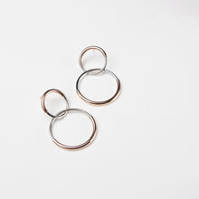 circle rose gold jewellery