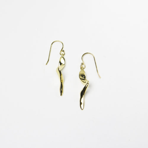 Misshapen Hook Earrings