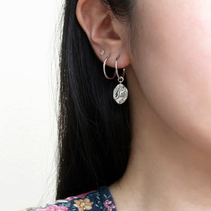 Molten Charm Earrings