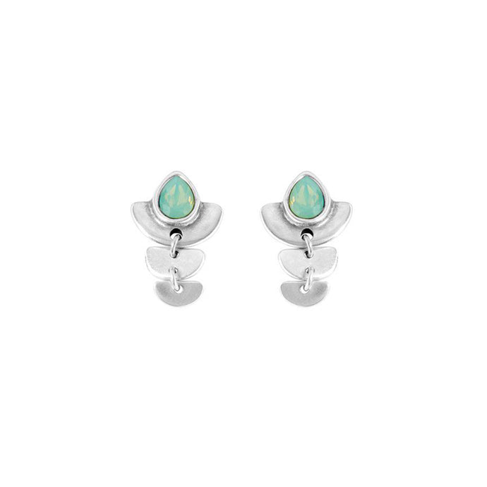 UNOde50 Mrs Rani Earrings