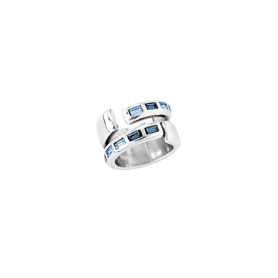 UNOde50 Nightbird Wrap Ring