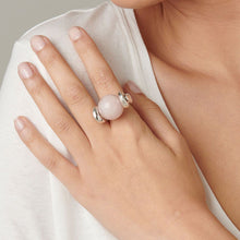 UNOde50 Osiris Rose Quartz Ring