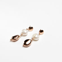 Freshwater Pearl Droplet Earrings
