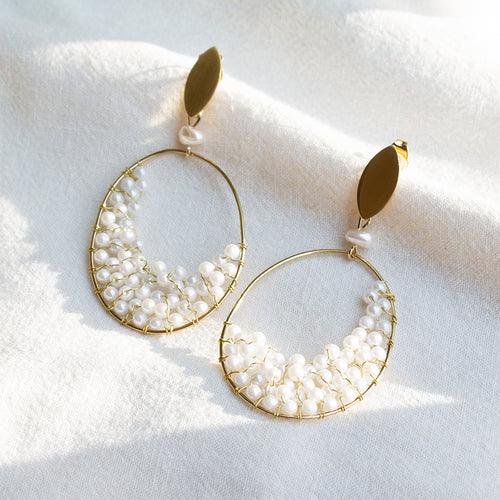 Oval You Earrings