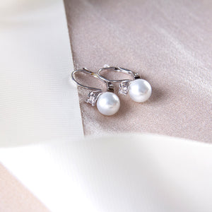 Pia Pearl Earrings