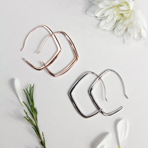 Right Angle Hoops