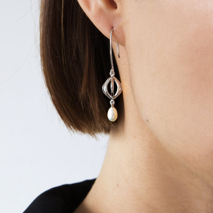 Sceptre Earrings