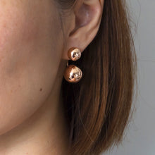 Seeing Double Ball Earrings
