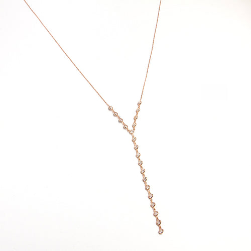Sparkle Drop Necklace