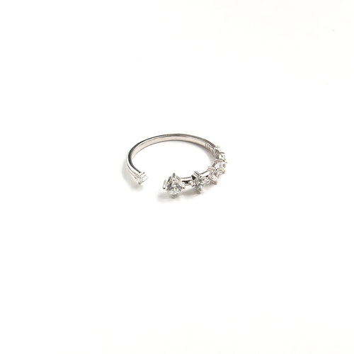 Sparkle Open Ring
