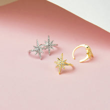 Star Ear Cuffs