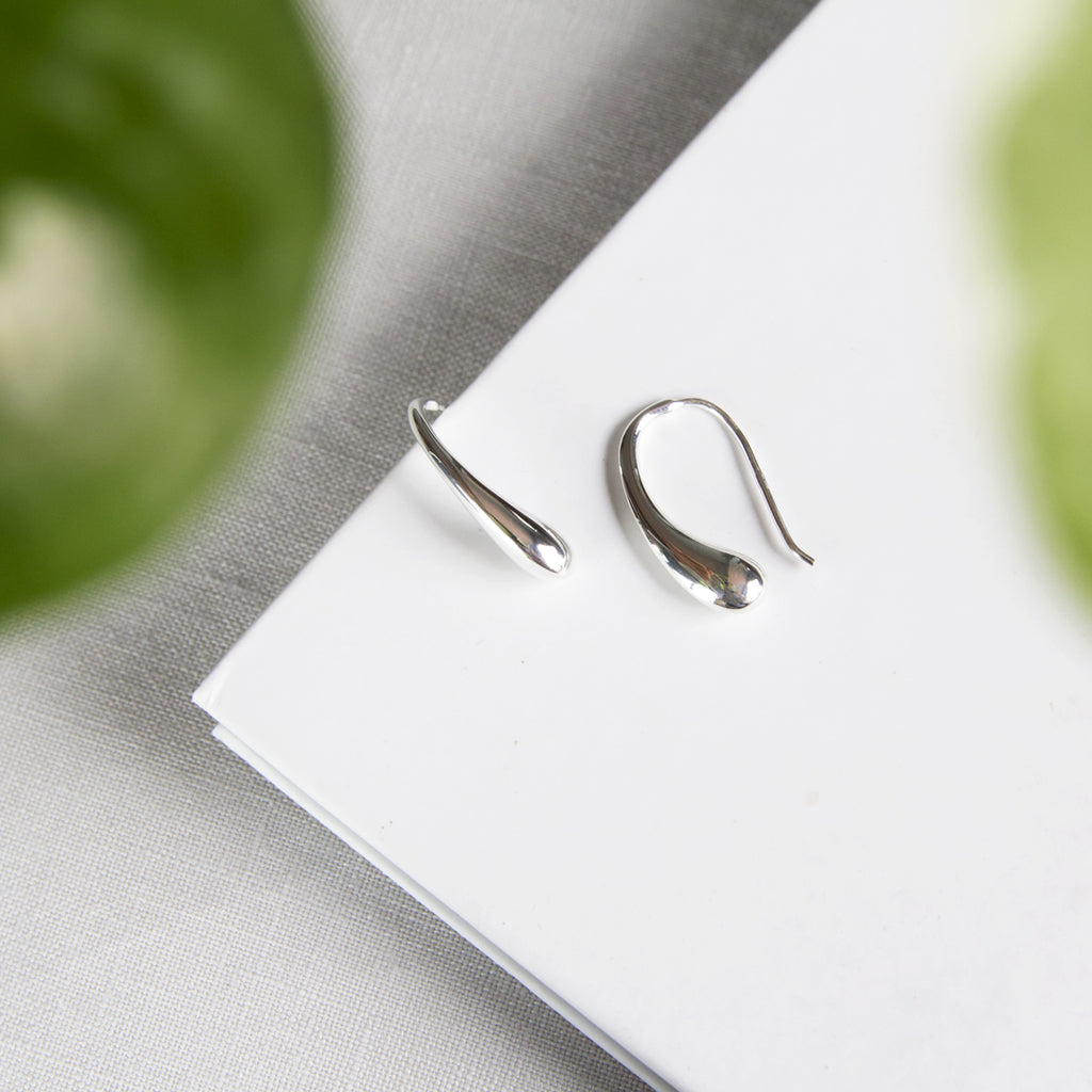 Tadpole Hook Earrings