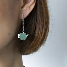 Teapot Hanging Earrings
