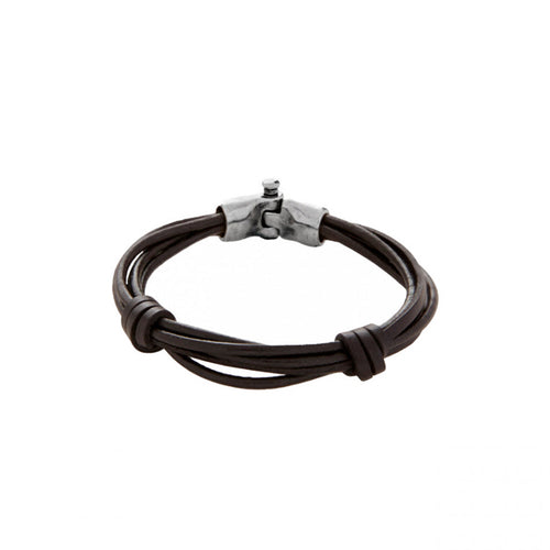 UNOde50 Tied Men's Bracelet