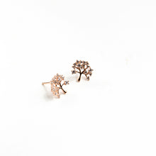 Sparkling Tree of Life Studs