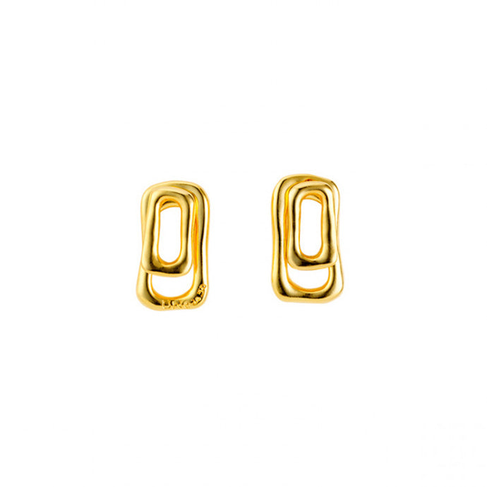 UNOde50 Trapped Earrings
