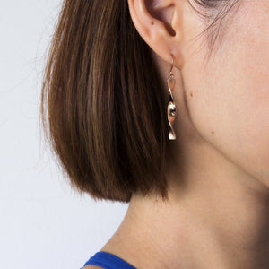 Twist Hook Earrings