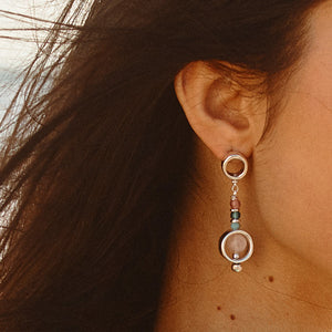 UNOde50 Energia+ Earrings