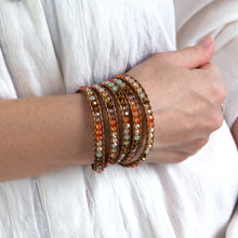 It's a Wrap Bracelet - Marmalade
