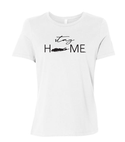 Stay Home Tee- Shirts