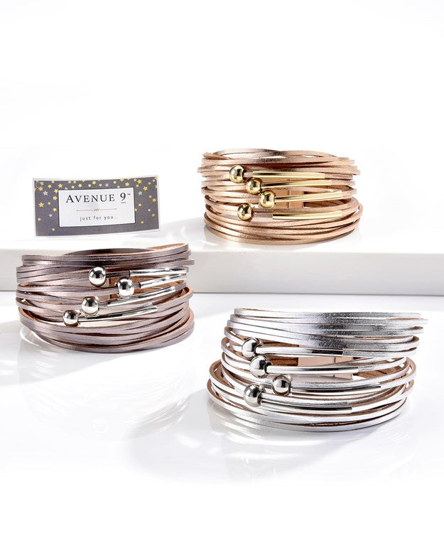 Magnetic Alloy Bracelet