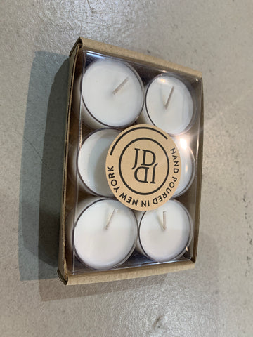 JD tealights