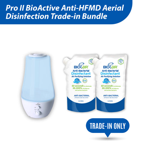 Pro II Aerial Disinfection Trade-in Bundle