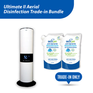 Ultimate II Aerial Disinfection Trade-in Bundle