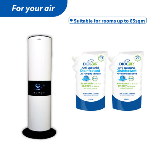 Ultimate Aerial Disinfection Bundle