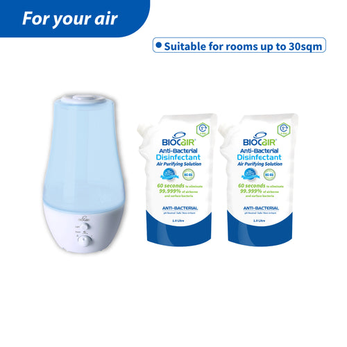 Pro II Aerial Disinfection Bundle