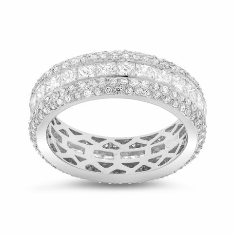 Princess Wedding Band