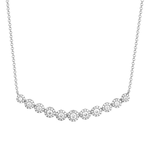 Eye Candy Diamond Necklace