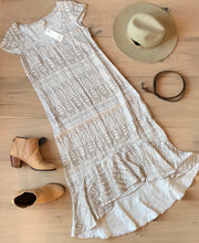 Tribal Sands Maxi Dress