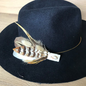 Feather Hat Pins