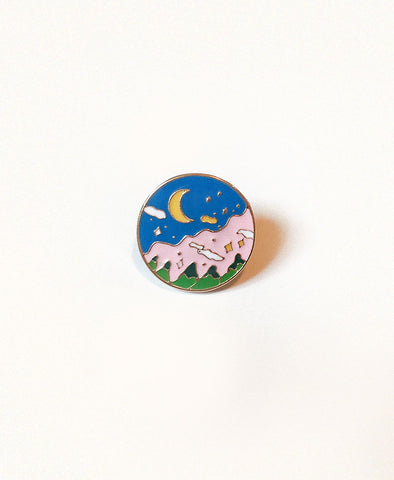 Pin Night Time