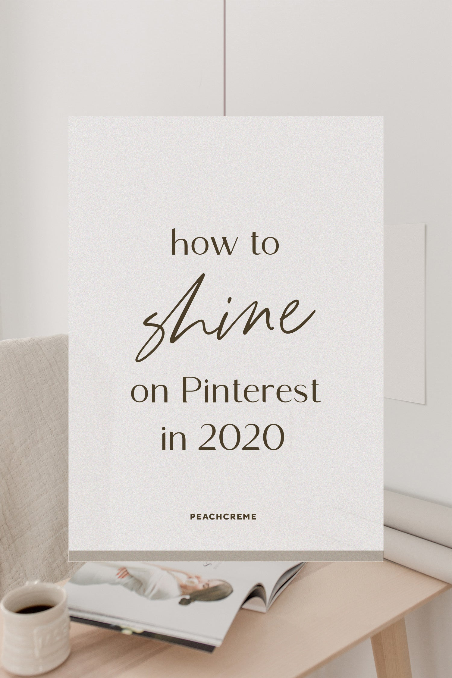 pinterest tips in 2020