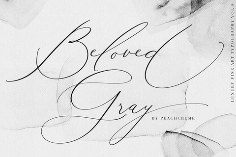 Beloved Gray , , - peachcreme.com