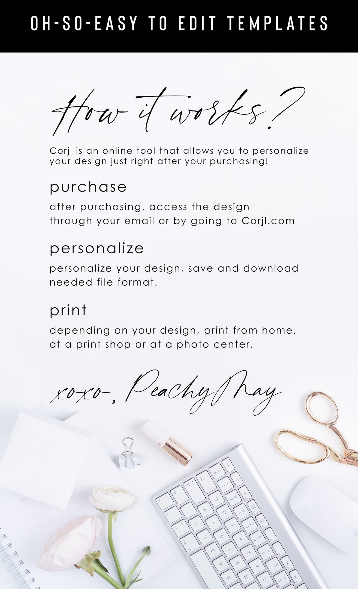 Olive Wedding Invitation Template