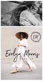 Evelyn Morris Kit , Logo Design, - peachcreme.com