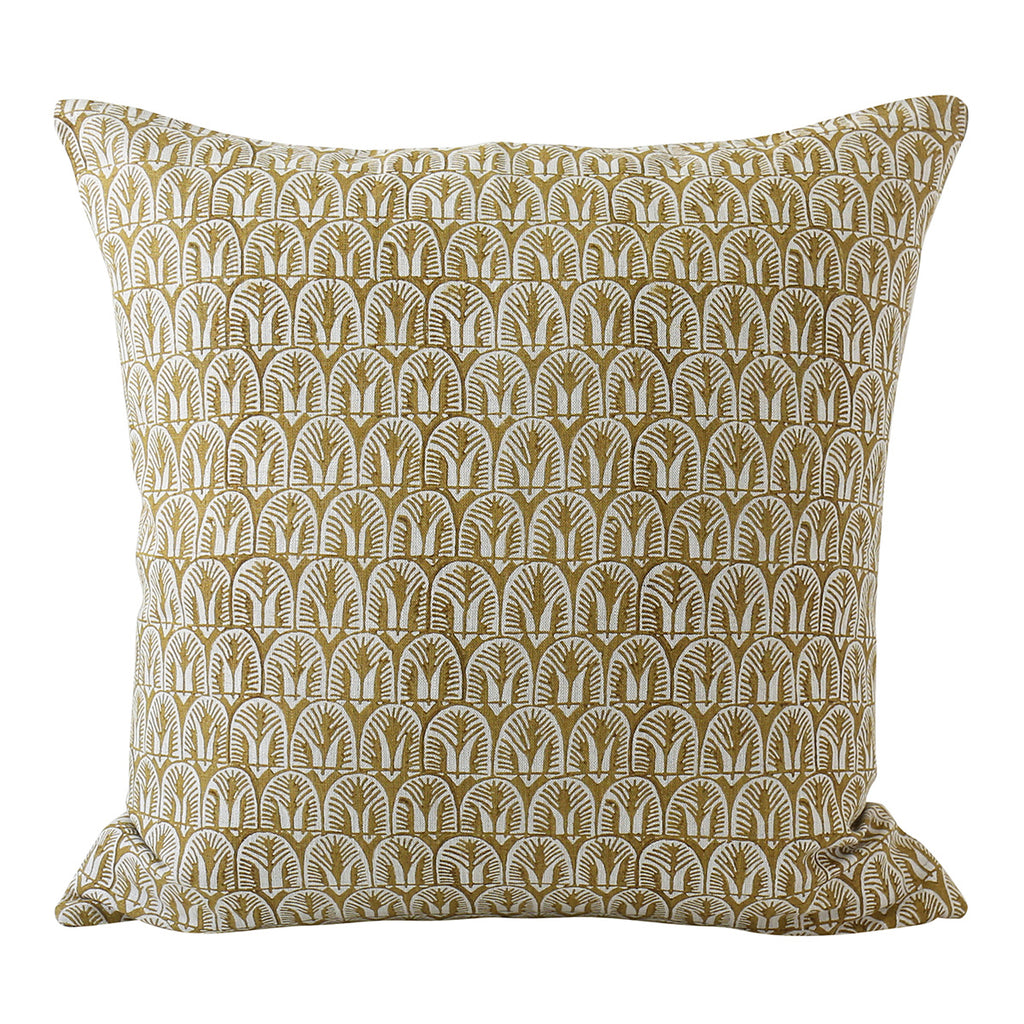 Belize Saffron Cushion