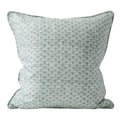 Sensu Celadon Cushion