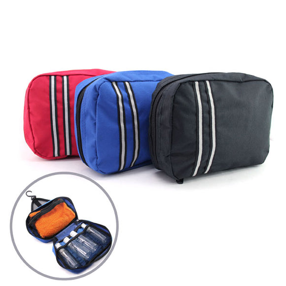 2 Fold Toiletries Pouch