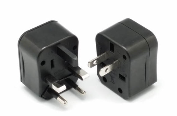 2 Piece Travel Adapter in Casing