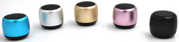 2cm Mini Bluetooth Speakers