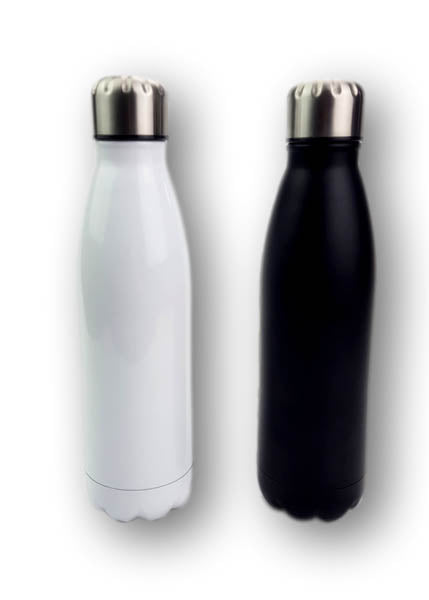 500ml Sigel Stainless Steel Bottle with Matt Finishing