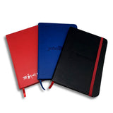 A5 Size PU Leather Notebook