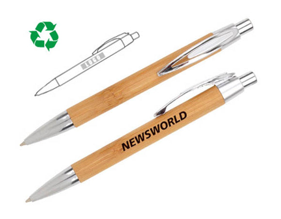 Bamboo Ball Pen